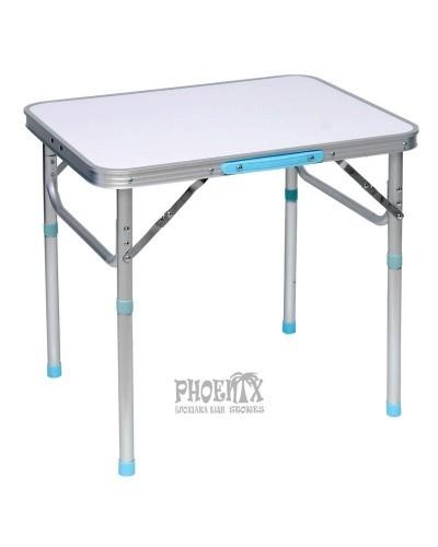 Τραπέζι Πτυσσόμενο Αλουμινίου 60Χ45εκ.