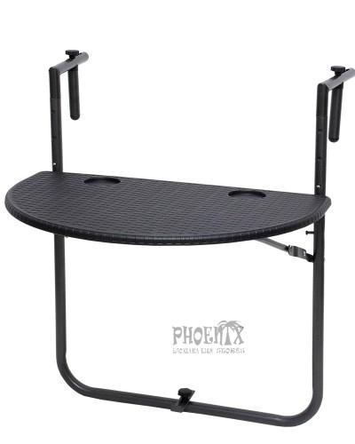 2840 Τραπέζι ρυθμιζόμενο μεταλλικό/πλαστικό Κρεμαστό