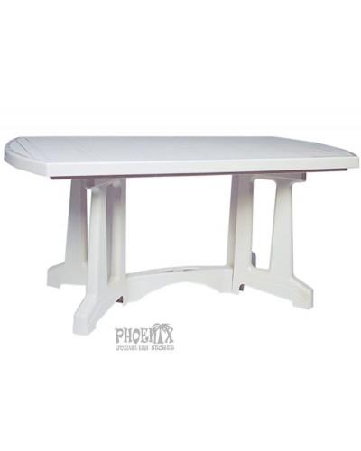 Πλαστικό Τραπέζι με Ποτηροθήκες