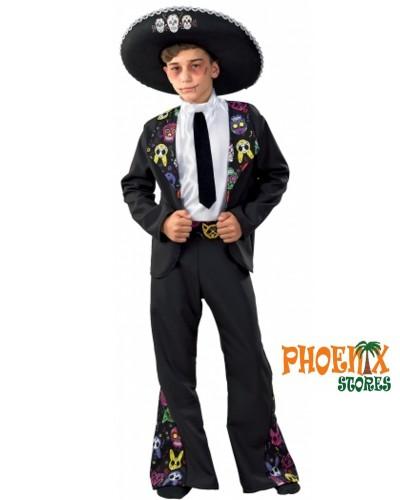 3641  Αποκριάτικη στολή μεξικάνος