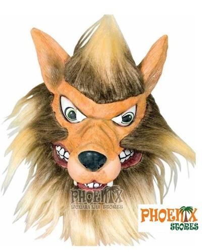 471 Αποκριάτικη Μάσκα Λύκος