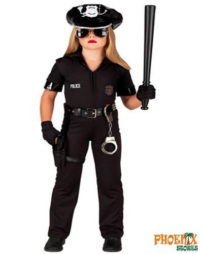 3865  Αποκριάτικη στολή Αστυνομικίνας