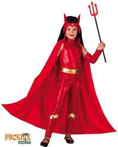 3900  Αποκριάτικη στολή  Devil Queen