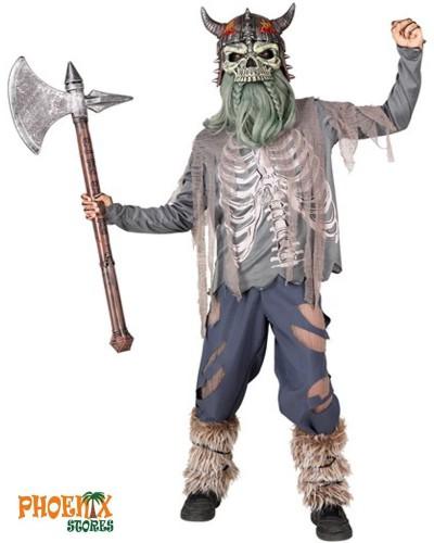 3901  Αποκριάτικη στολή  Zombie Viking