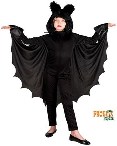 3905  Αποκριάτικη στολή Bat girl