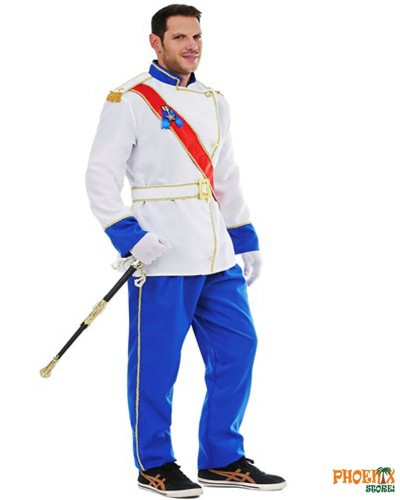 3906  Αποκριάτικη στολή Πρίγκηπας
