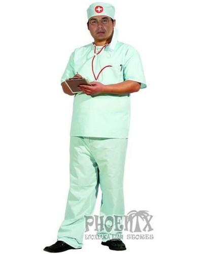 257 Αποκριάτικη Στολή Γιατρός