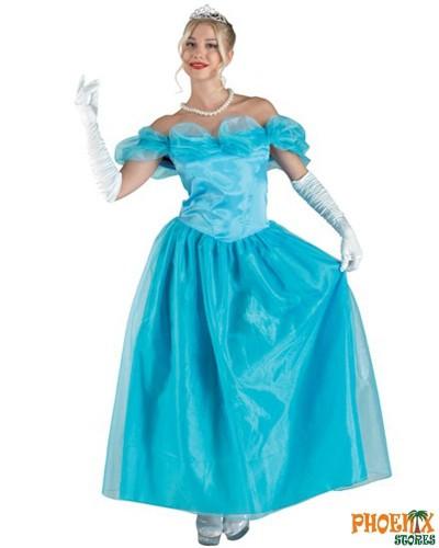 4022  Αποκριάτικη στολή Πριγκίπισσα  Νο. Μ
