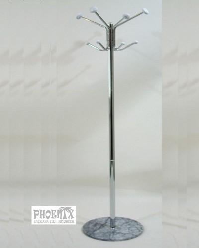 4410 Καλόγερος μεταλλικός χρωμίου