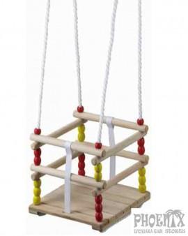 4421  Κούνια παιδική ξύλινη