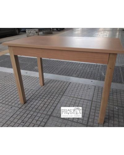 4440 Τραπέζι σταθερό 110 Χ 70 εκ.