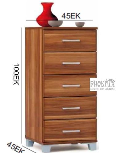 4457 Έπιπλο  ξύλινο 100Χ45Χ45
