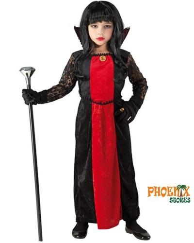 3665  Αποκριάτικη στολή vampire βρυκόλακας