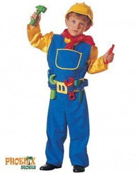 4716  Αποκριάτικη στολή μικρός μηχανικός