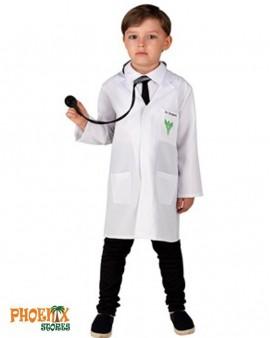 4717 Αποκριάτικη στολή γιατρός με τα εργαλεία