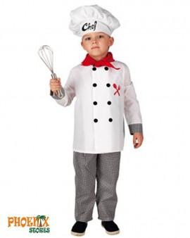 4718 Αποκριάτικη στολή μάγειρας