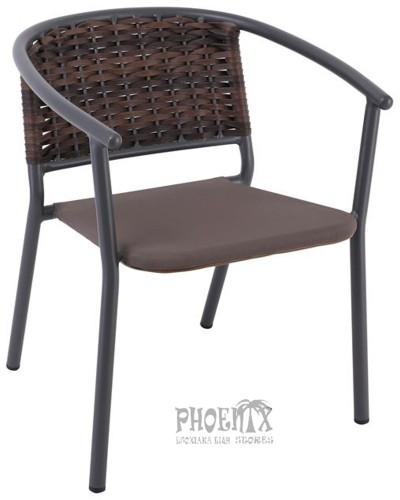 5121 Καρέκλα  μεταλλική