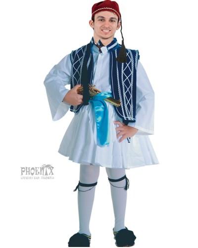 5293  Παραδοσιακή στολή Τσολιάς