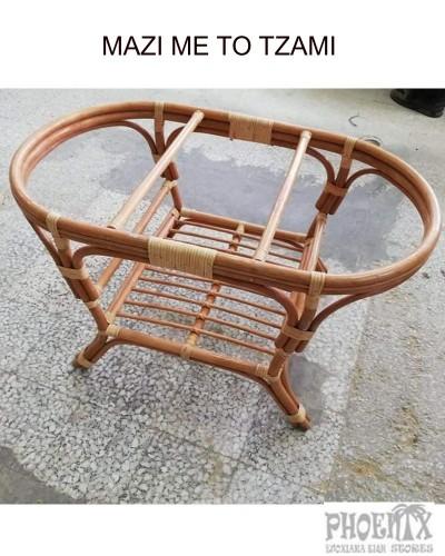 1319  Τραπέζι Μπαμπού