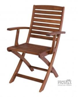 5598  Καρέκλα  ξύλινη  Acacia