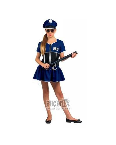 992 Αποκριάτικη στολή Αστυνομικίνα