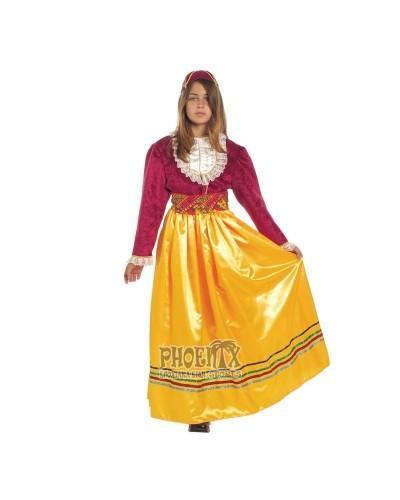 Παραδοσιακή Στολή Μαντώ Μαυρογένους