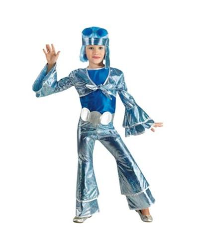 1962 Αποκριάτικη στολή Disco girl