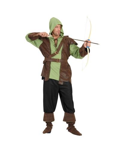 2124 Αποκριάτικη στολή Ρομπέν των δασών