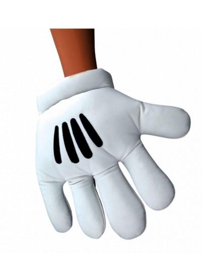214  Αποκριάτικα γάντια κοντά