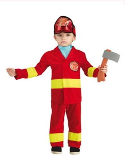 2110 Αποκριάτικη στολή Πυροσβέστης