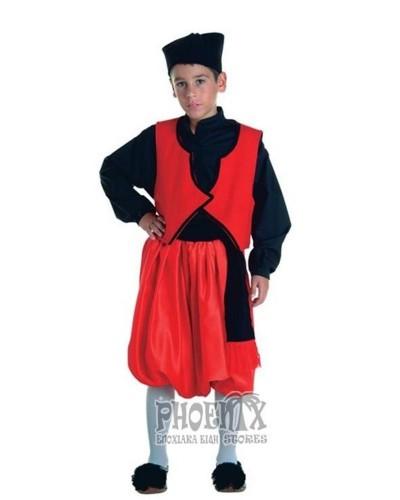 1507 Παροδοσιακή στολή Τούρκος