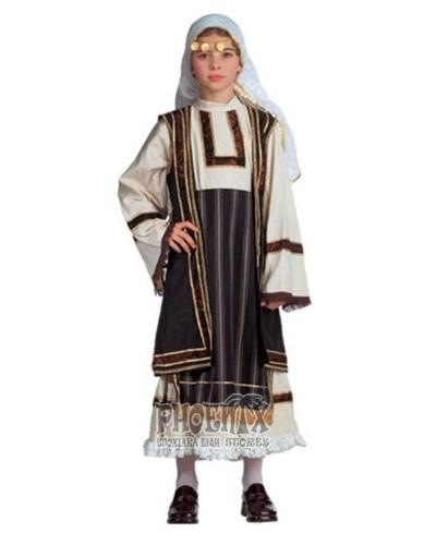 2391 Παραδοσιακή Στολή Σουλιώτισσα