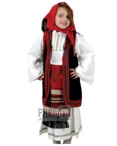 2394    Ενοικίαση παραδοσιακής στολής Ηπειρώτισσας,