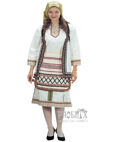 2499     Παραδοσιακή στολή Φλώρινας