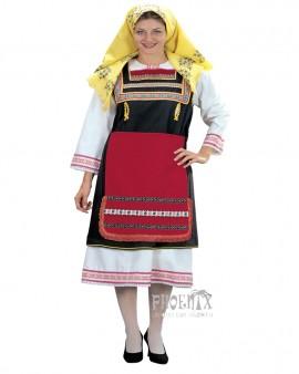 2502 Παραδοσιακή στολή Θρακιώτισσας